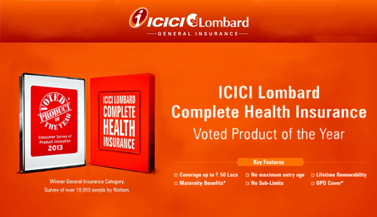 ICICI Lombard Complete Health Insurance