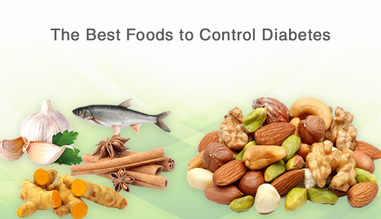 Foods to Control Diabetes
