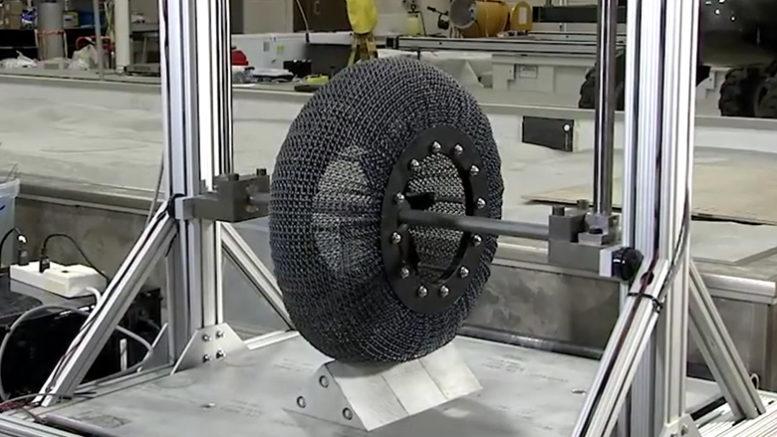Titanium Wheels
