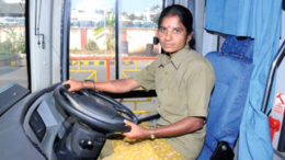 women in transport