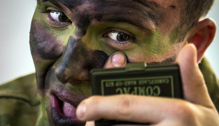 Soldier eye