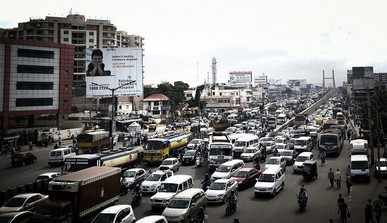 Bangalore Traffic