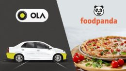 Ola acquires FoodPanda