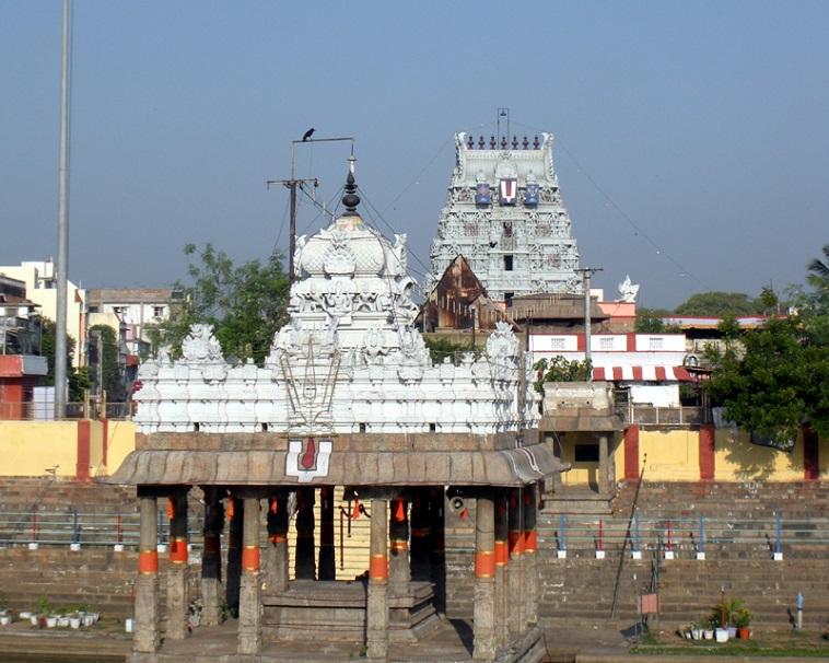 Sri Parthasrathy Temple