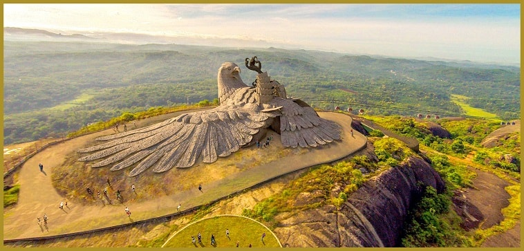 Jatayu Earth center