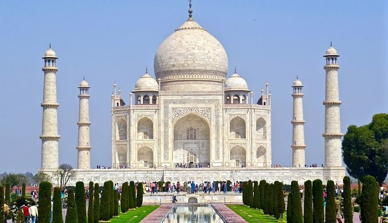 The Great Taj Mahal