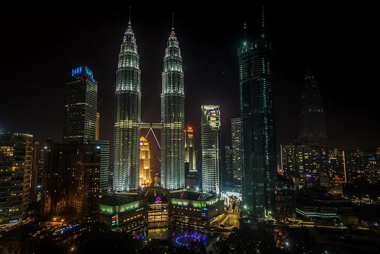 Kuala Lumpur is a beautiful city