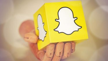 Snap chat allows to share stories on Facebook and Twitter