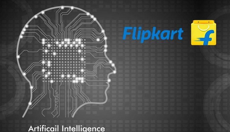 Flipkart using Artificial Intelligence