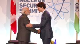 Modi and Trudeau
