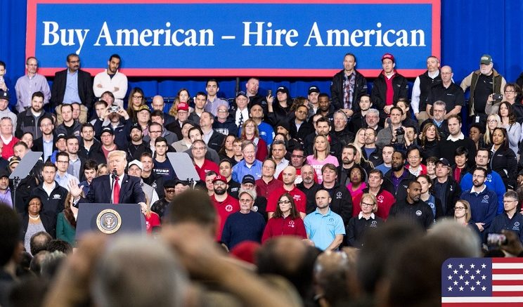 Trump Buy American Hire American