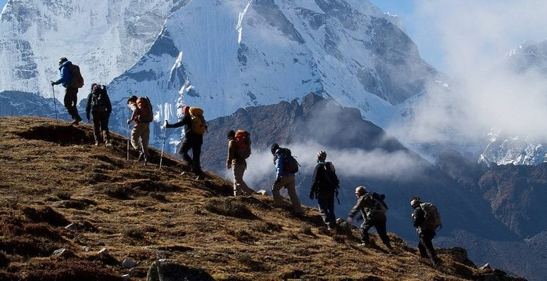 Best Trekking places in India