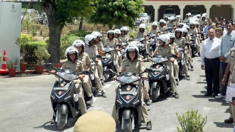 Women Squad at Jaipur's