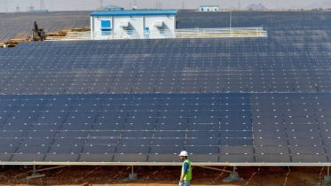 Largest solar park is launched in Shakti Sthala in Karnataka