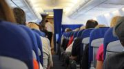 How a man who had lost breath was saved by passengers on flight?