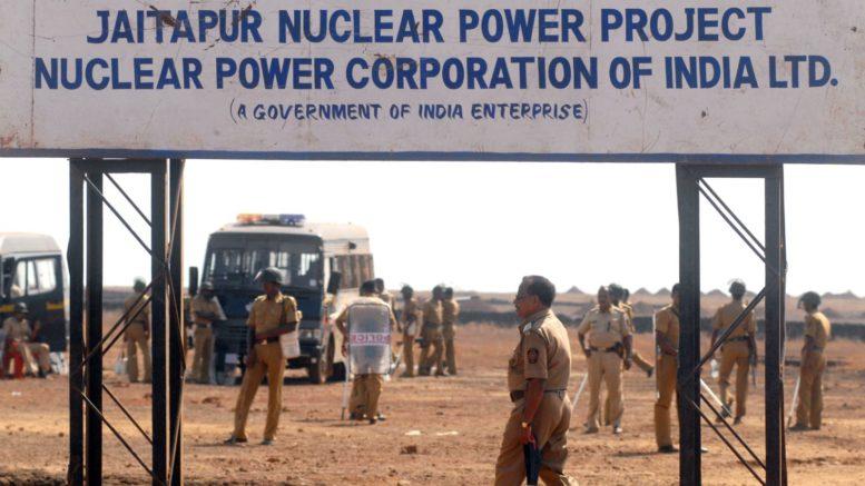 Jaitapur, Maharashtra to receive world's largest nuclear plant