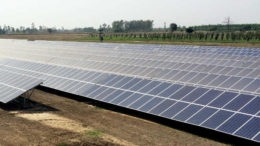 The first union territory in India to run completely on Solar Power