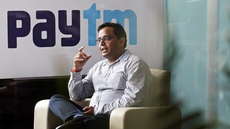 India's youngest billionaire is paytm's founder