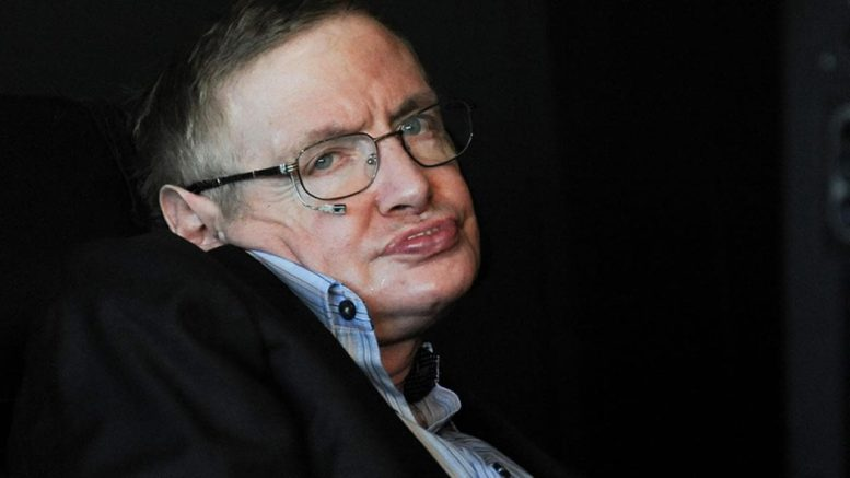 Renowned Scientist, Stephen Hawking succumbed to death at 76