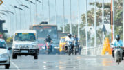 Central Tamil Nadu faces the heat of Mercury touching 40 degree Celsius