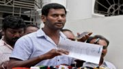 TFPC Strike Called Off Announced Vishal, The TFPC President