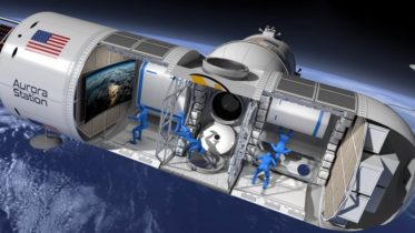 The World's luxurious space hotel will be opened for you now