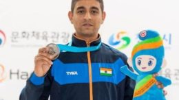 Shahzar Rizvi, shooter becomes World No.1 in 10m air pistol
