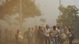 Dust storm wrecks havoc in three Rajasthan districts, kills 27 people