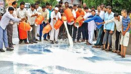 Milk strike called off after govt raises price to Rs 25