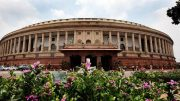 Monsoon Session of the Parliament -No confidence motion moved in the Lok Sabha