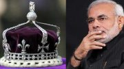 Kohinoor Of The Country Kept Near The Queen Of Britain, Will Mode Be Able To Bring It Back