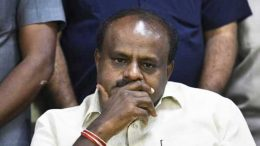 "KARNATAKA C.M. DUBBED AS ""THE LEGENDARY ACTOR"" BY THE BJP, CALLS HIS OUTBURST A FARCE."