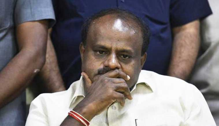 """Karnataka Chief Minister Dubbed As """"The Legendary Actor"""" By The BJP, Calls His Outburst A Farce"""