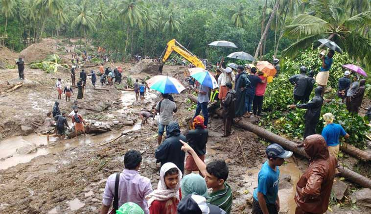 Many People Dead And Missing In Kerala Rains, All Districts On High Alert