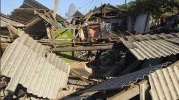 Earthquake rocks Indonesian