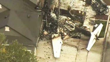 Man-crashes-plane
