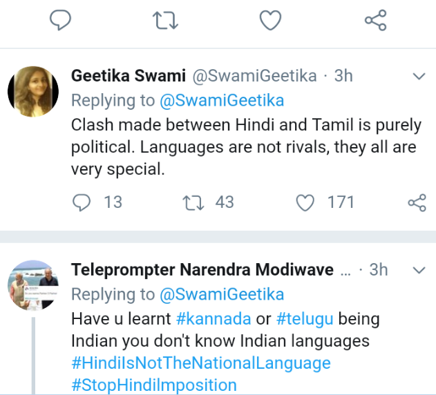 HindiIsNotTheNationalLanguage