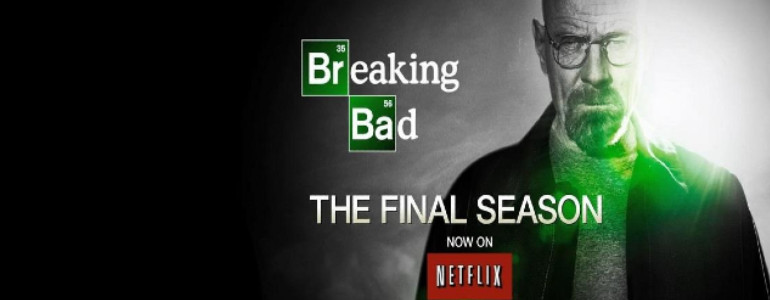 Breaking Bad on Netflix