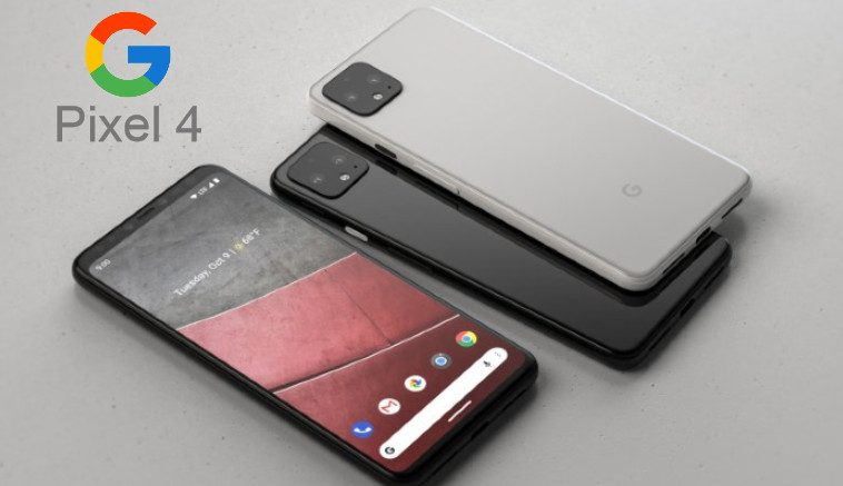 Google Pixel 4 - Offical Launch Date 15 Oct 2019