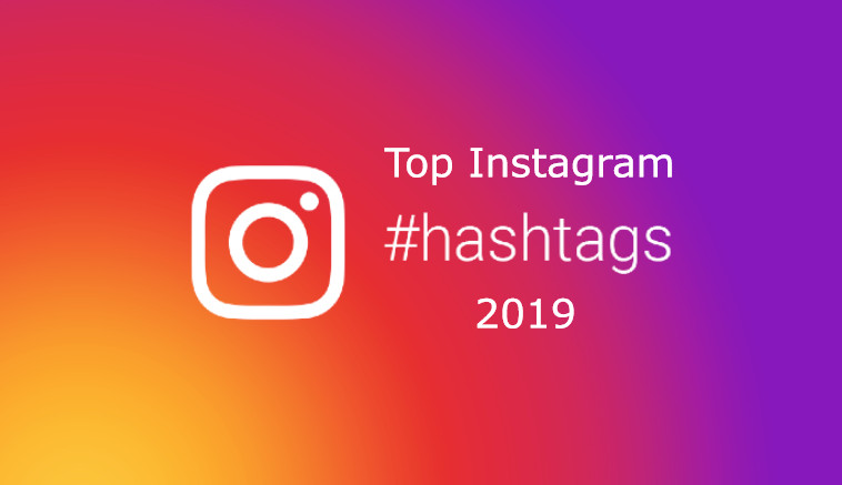 Top Instagram hashtags of 2019