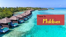 Travel To Maldives With Your Spouse With a 1 Lakh Budget, Including Flights!
