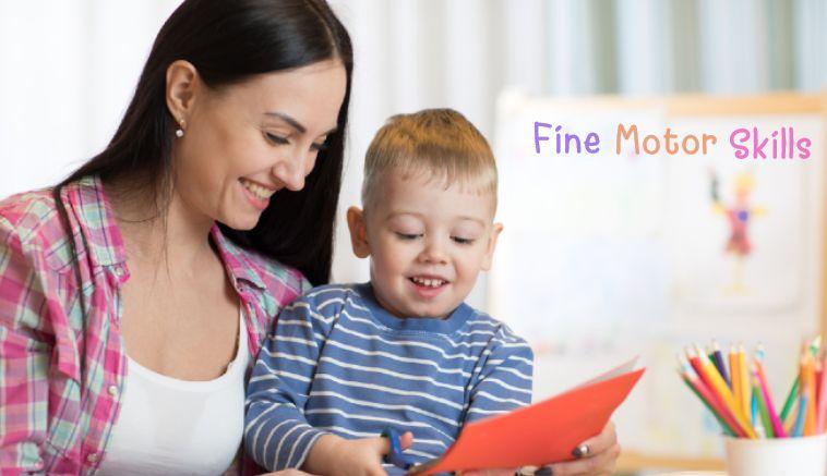 Ways To Improve Your Child's Fine Motor Skills