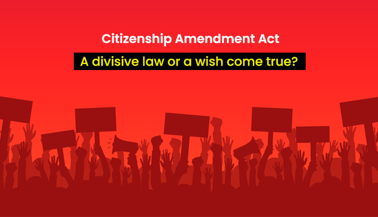 Citizenship Amendment Act (CAA) – What does it say?