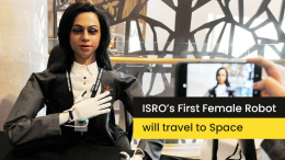 ISRO's-First-Female-Robot