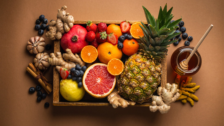 Boost Immune System Against Coronavirus with Food
