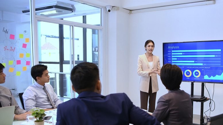 The Importance of Presentation Skills in Business